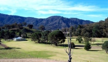 Murrurundi Golf Club 1